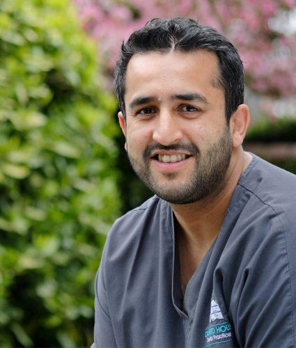 Team Member - Dr Amit Birdi