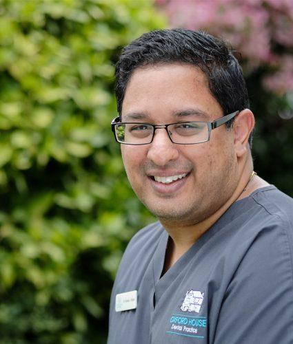 Team Member - Dr Kaival J. Patel