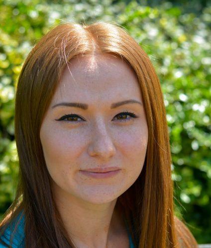 Team Member - Rebecca