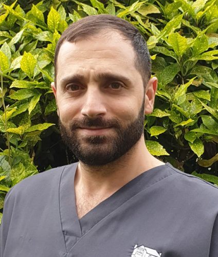 Team Member - Dr Omar Shadid