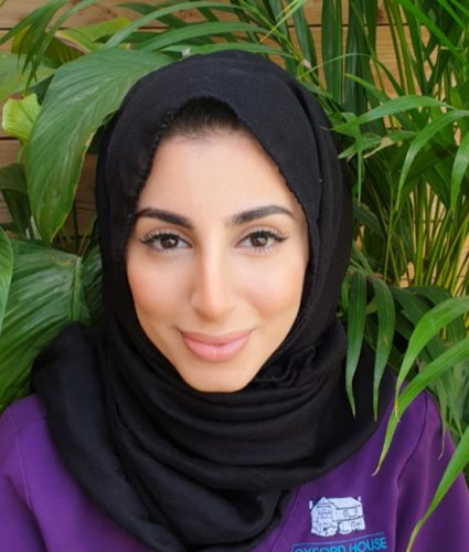 Team Member - Zahra Algebory