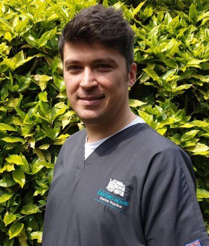 Team Member - Dr Corneliu Gherasim
