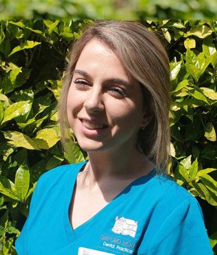 Team Member - Chloe Sparshott