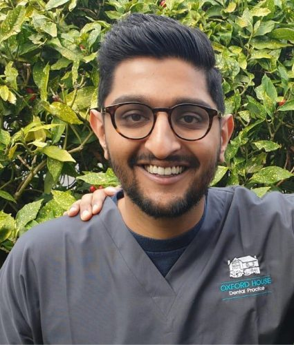 Team Member - Dr Kayesh Patel